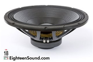21LW2500 Subwoofer 18Sound