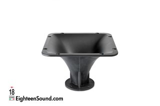 XR1464C,Constant Coverage rotatable HF horn 18Sound