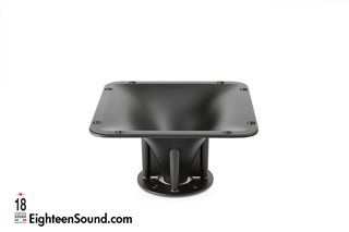 XR1064 Constant Coverage rotatable HF horn 18Sound