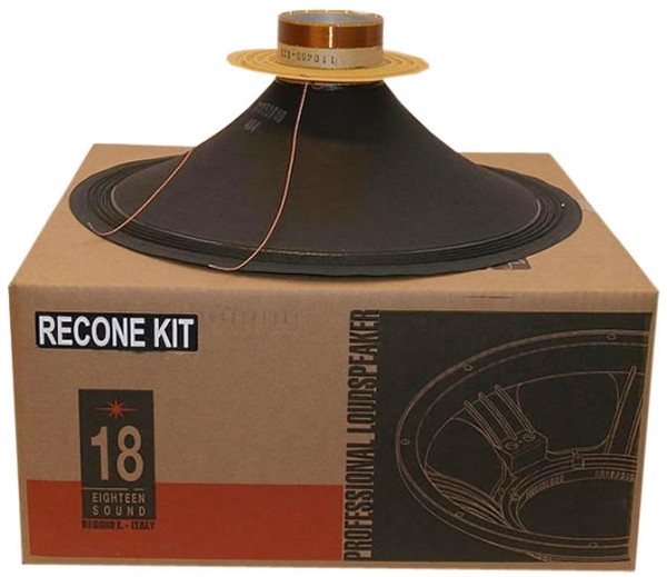 R-KIT 8M400 Recone Kit 18Sound