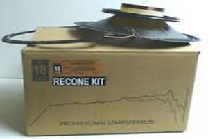 R-KIT 8CX650 Recone Kit 18SOUND
