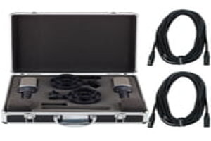 AKG C214 Stereo Set Bundle