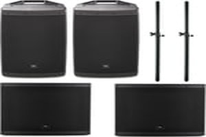 JBL Eon 615 Bundle