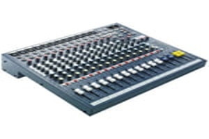 Soundcraft EPM 12-Mixer