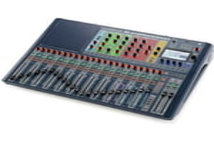 Soundcraft SiEx2-Digital mixer