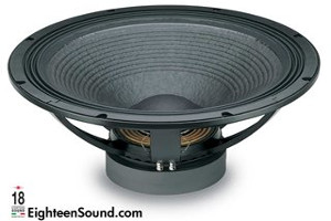 21LW1400 Subwoofer 18Sound