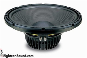 15NLW9500 Subwoofer 18Sound