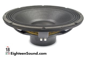 18NLW9601 Subwoofer 18Sound