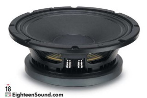 10MB600 Midwoofer 18Sound