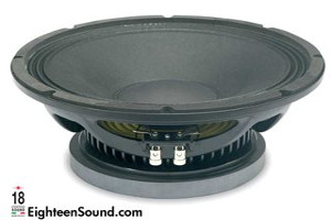 12MB650 Midwoofer 18Sound
