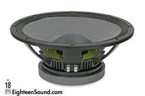 15LW2400 Subwoofer 18Sound