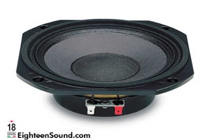 "6ND410-Altoparlante Mid-range Neodimio 6"" Eighteen Sound"