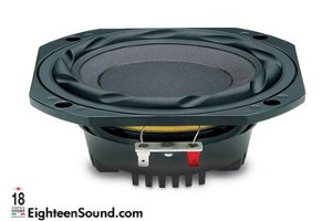 "6ND430-Altoparlante LF Neodimio 6"" Eighteen Sound"