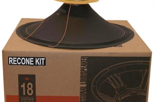 R-KIT 6ND430 Recone-Kit 18Sound